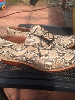 Snake skin shoes Hurstville Hurstville Area Preview