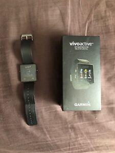 Garmin vìvo active GPS smart watch good condition