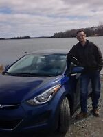 Rideshare from Kingston ON, to Oromocto NB