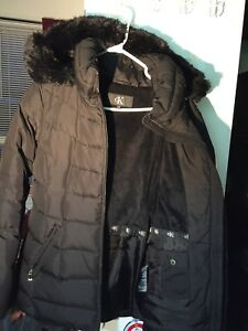 Winter coats for sale brand ck