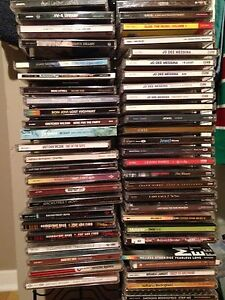 Cd's No longer wanted!