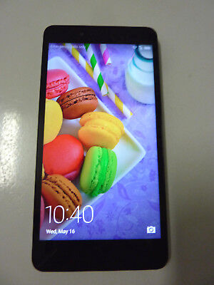 Huawei Honor 5x DUAL SIM KIW-L24 Gray - Black Unlocked Smartphone - Excellent