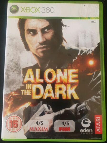 Xbox 360 Alone In The Dark Xbox Gumtree Australia Wanneroo