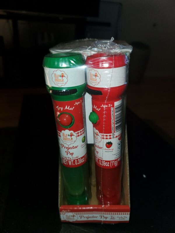 Elf On The Shelf projector pops box of 6 brand new