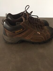 Caterpillar Safety Shoes size 10-like new