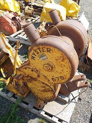 Hyster Hy7c01 D7d Dozer Winch Logging