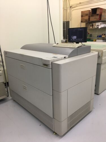 Scitex Creo Kodak Dolev 800v Imagesetter And Gluntz And Jensen Online Processor