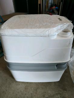 Thetford Qube 365 Portable toilet - 15l
