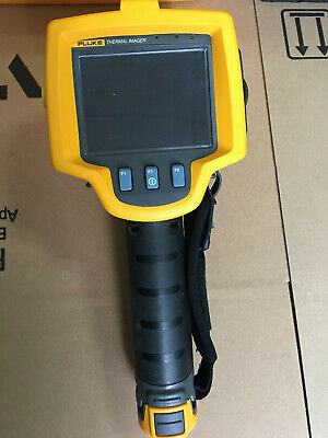 Fluke Ti27 60hz 240 X 180 Infrared Thermal Imaging Camera Imager Ir Ti 27