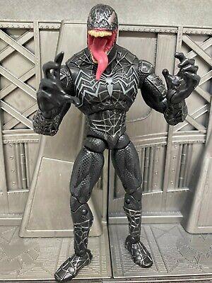 Marvel Legends Spider-man Movie Sandman BAF Venom 6