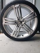 "Volkswagen 19"" TALLADEGA Golf R Wheels OEM, brand new tyres Lisarow Gosford Area Preview"