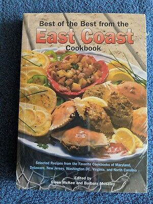 Best of the Best from the East Coast Cookbook Ed. by Gwen McKee, Barbara