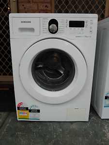 Samsung 7.5kg bubblewash front loader washing machine Doubleview Stirling Area Preview