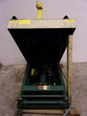 Southworth Scissor Lift Table 1500 Lb. Cap 115v 24w 48l