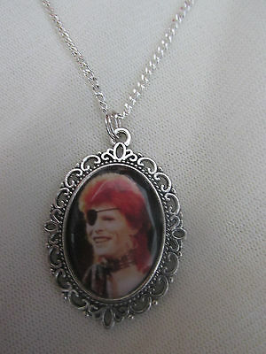 DAVID BOWIE ZIGGY/HALLOWEEN JACK NECKLACE (Bowie Halloween)
