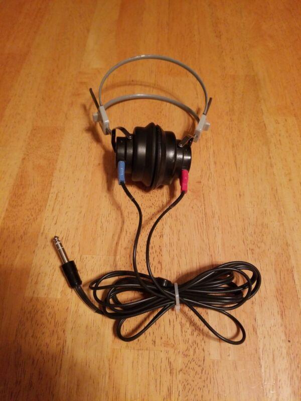 Telephonics TDH-39P Audiometric Headphones Audiometer Headset - Used