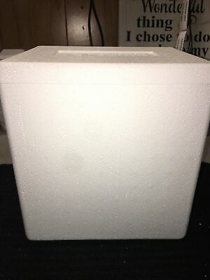 Polar Tech Insulated Shipping Container Cardboard. Gr8t Price. Wow