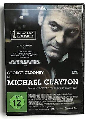 DVD • Michael Clayton (2015) • George Clooney #K11 gebraucht kaufen  Berlin