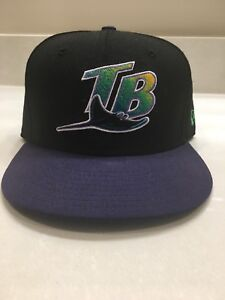New Era 59/50 Tampa Bay Devil Rays Fitted Hat