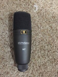 Microphone  (presonus m7)