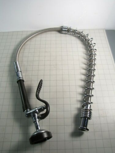 Pre-Rinse Spray Arm Flexible Hose for Commercial Sink Faucet NEW