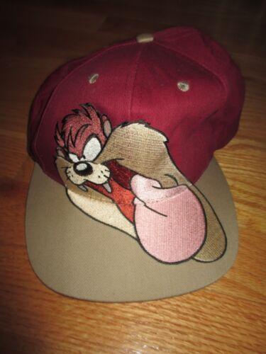 Looney Tunes 1994 TAZ Tasmanian Devil (Adjustable Snap Back) Cap