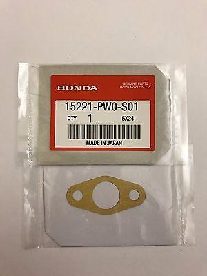 Oil Pickup Strainer (Genuine Honda Acura OEM Brand New Oil Pump Strainer PickUp Gasket)
