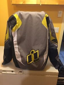Icon motorcycle jacket xl