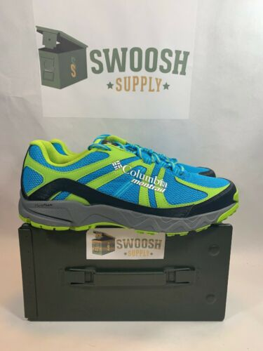 Columbia Mens Bighorn Canyon Sneakers Trail Hiking Running Shoes Montrail