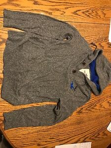 Hollister medium cotton hoody