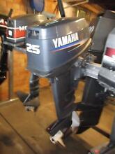 25 hp Yamaha long shaft outboard Alloway Bundaberg Surrounds Preview