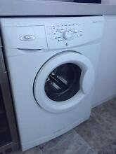 Washing Machine - Whirlpool - Front loader 7.5KG Darling Point Eastern Suburbs Preview