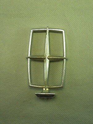 Vintage Ford D2V8 8B344-AA Hood Emblem Insignia Badge Mount, used for sale  Middle River