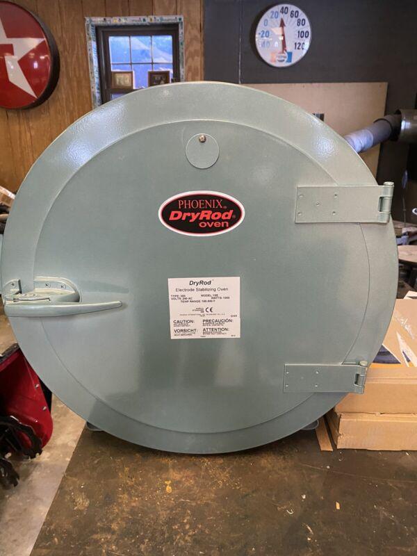 Welder Phoenix Dry Rod Electrode best offer Bench Welding Rod Oven, NEW