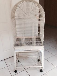 Large bird cage on wheels Bayview Darwin City Preview