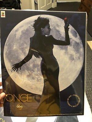 Evil Queen / Regina Exclusive Print Poster - Evil Queen Ouat