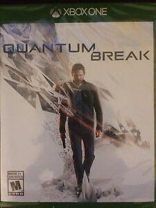 Quantum Break Unopened