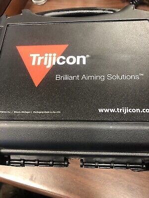 Brand NEW Trijicon ACOG TA31F M Rifle Scope Red Chevron   BAC 4x32mm