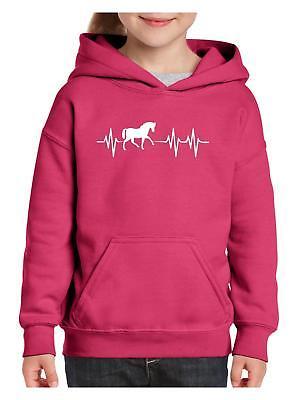 Horses Youth Sweatshirt - Horse Riding Gift Horses   Youth Hoodie Hooded Sweatshirt