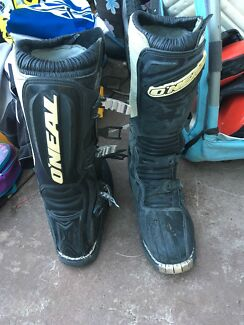 O'Neal Motocross Boots - Size 11