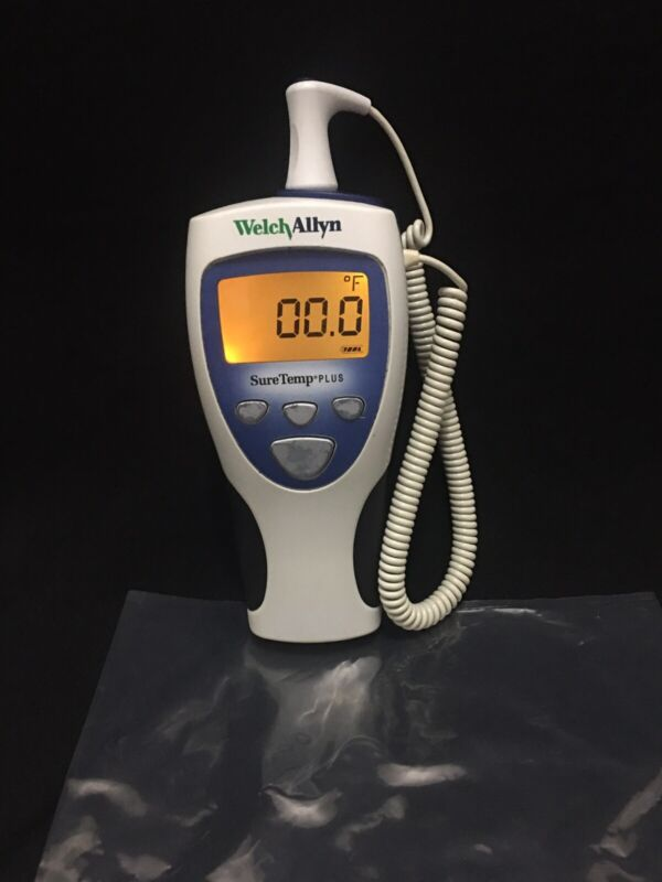 Welch Allyn SureTemp Plus Digital Thermometer  690 / 692 with Probe Covers
