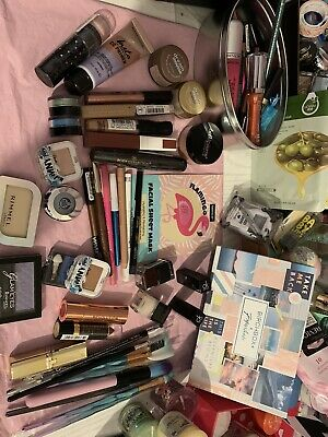 20 Lot Make Up Bath & Body Bundle Inc Maybelline L'Oréal Rimmel Birchbox Yankee