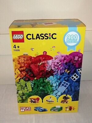 LEGO Classic 11005 CREATIVE FUN with 900 pieces - Brand new - FREE SHIPPING