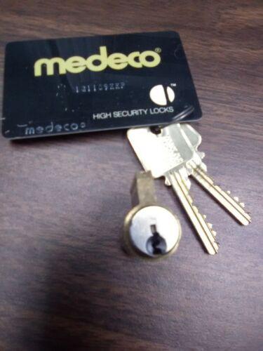 Medeco knob cylinder for YALE
