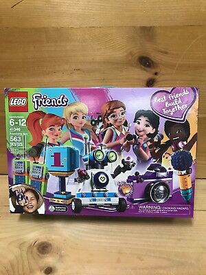 LEGO Friends: Friendship Box Building Play Set 41346