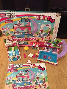 Mega Bloks Hello Kitty - Waterpark