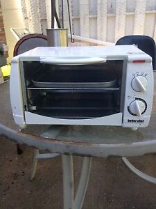Oven toaster (better chef) 15$
