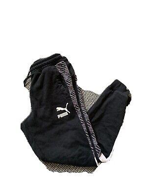 Puma Black Sweatpants Joggers Size M