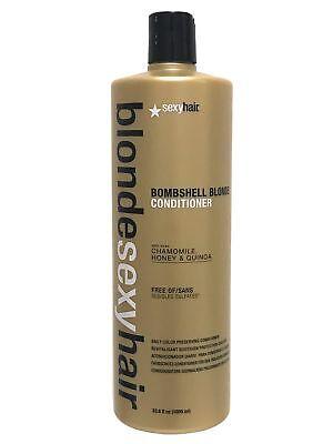 (Blonde Sexy Hair Bombshell Blonde Conditioner 33.8 oz)