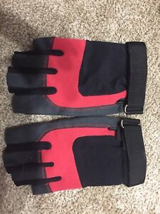 O'Brien 3/4 water ski gloves